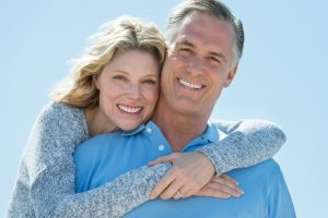 What are the component parts of dental implants in Glenpool, OK?
